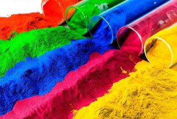 порошковая покраска технология нанесения