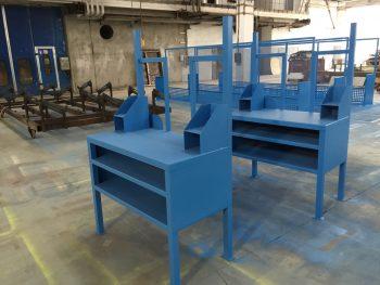оборудование для окраски металлоконструкций